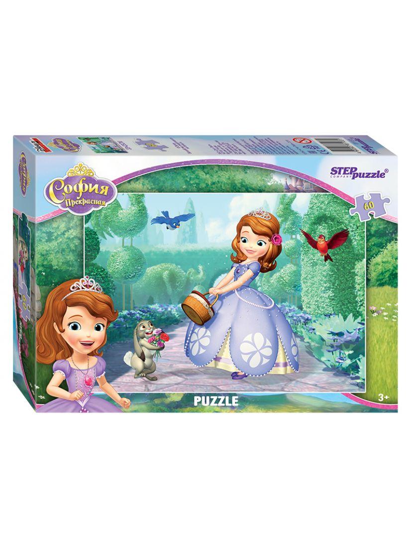 Пазл «Disney Принцесса София» 60 элементов