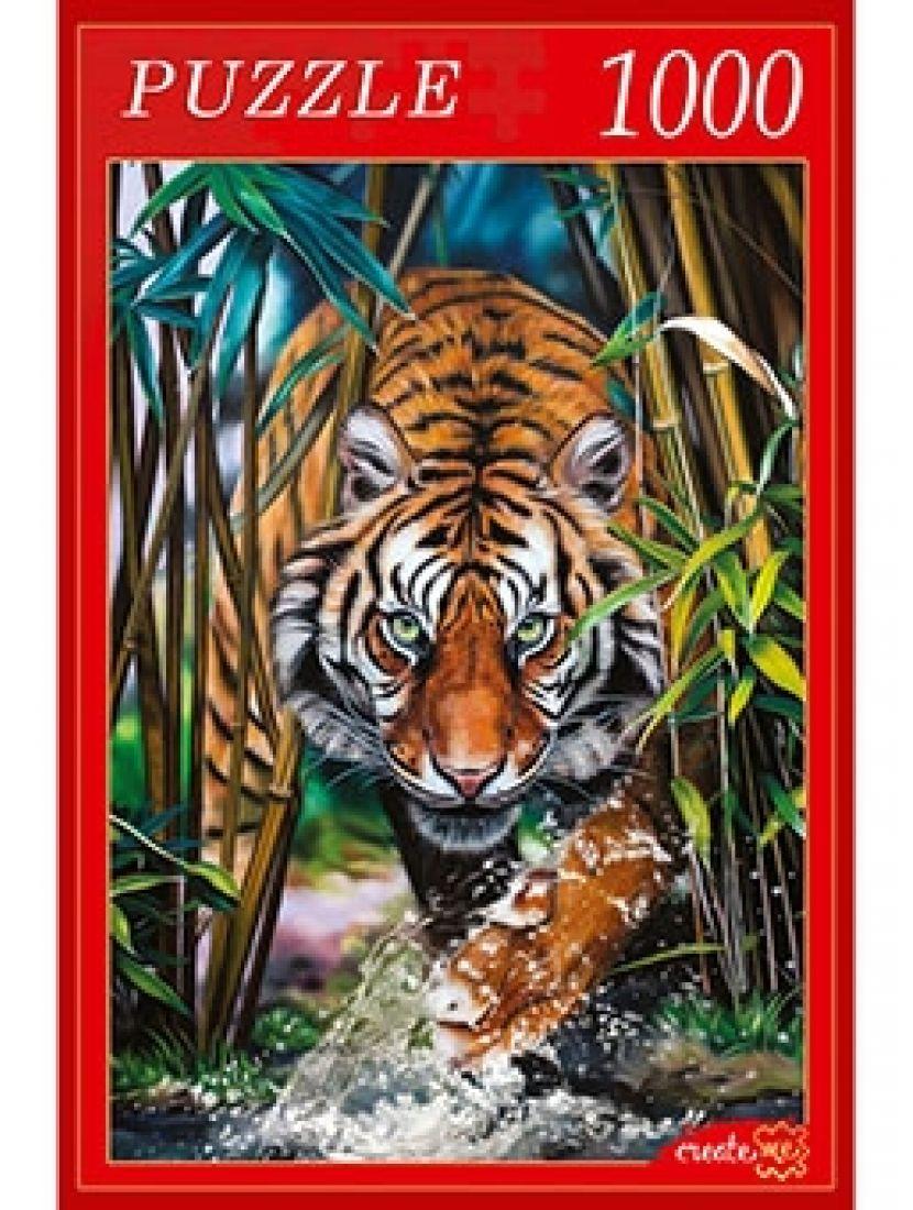 Пазл «Большой тигр» 1000 элементов
