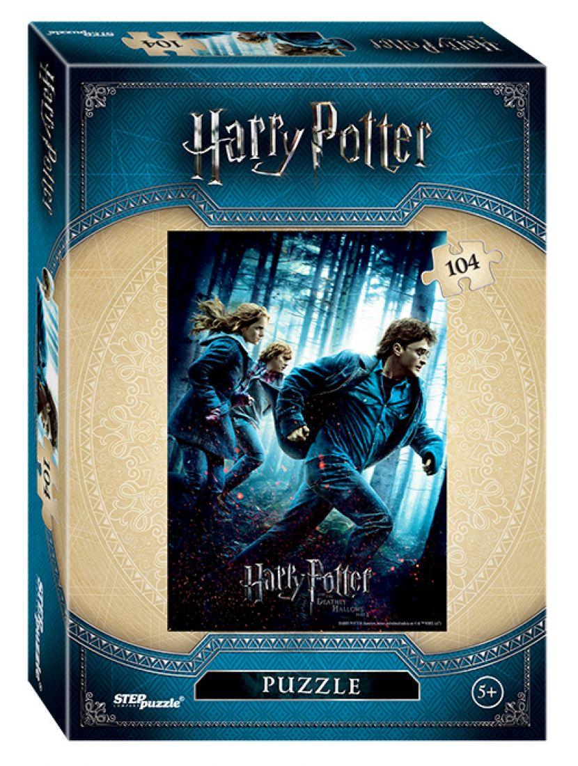 Пазл «Гарри Поттер» 104 элемента
