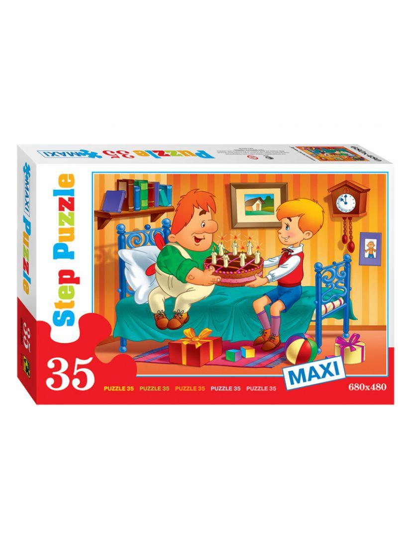 Пазл «День рождения» 35 MAXI элементов