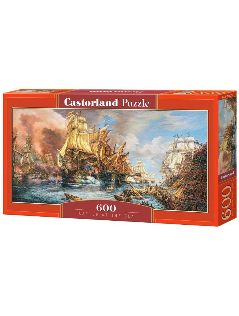 Пазл «Битва на море» 600 элементов