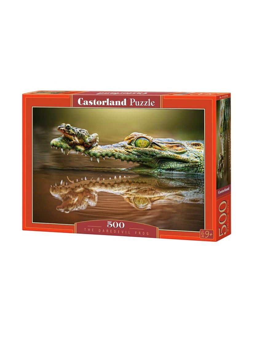 Пазл «Крокодил» 500 элементов