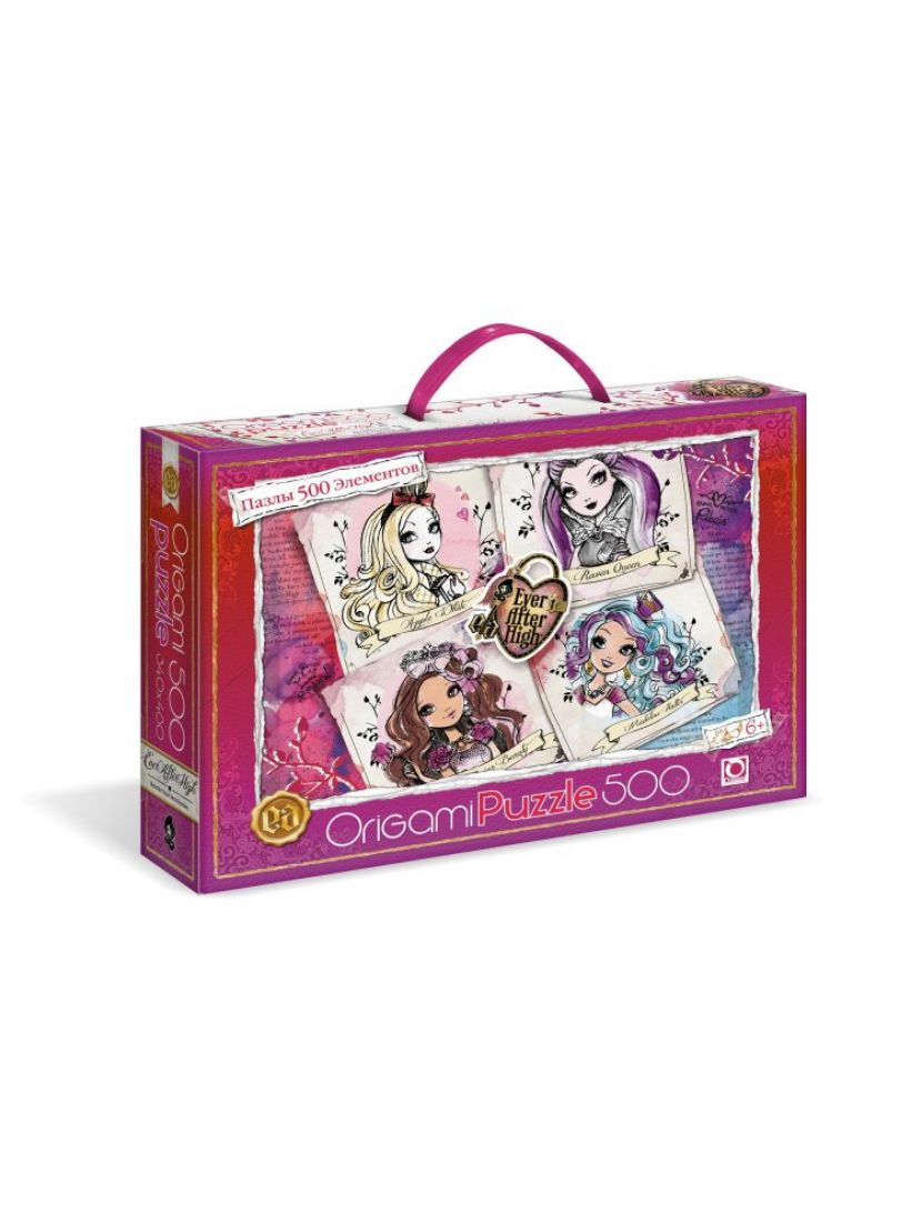 Пазл «Ever After High» 500 элементов
