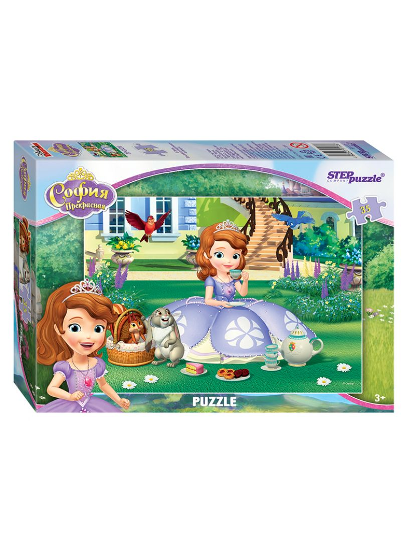 Пазл   «Disney: Принцесса София» 35 элементов