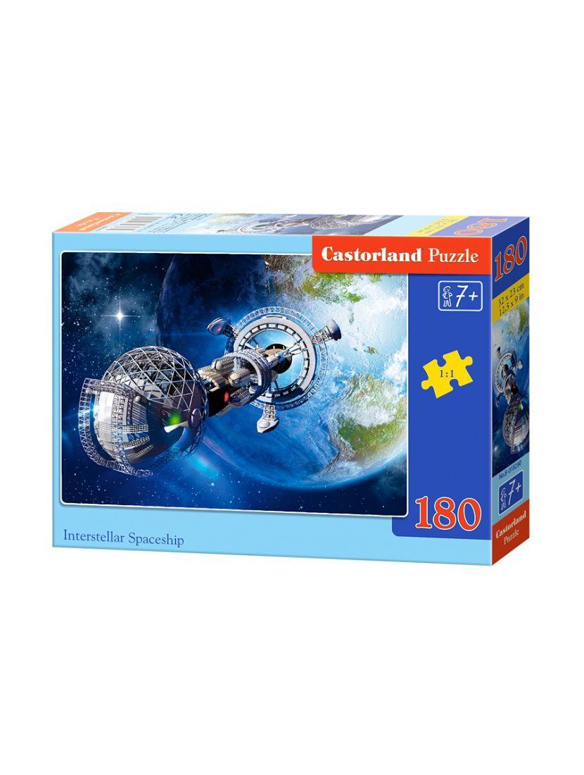 Пазл «Космический корабль» 180 элементов