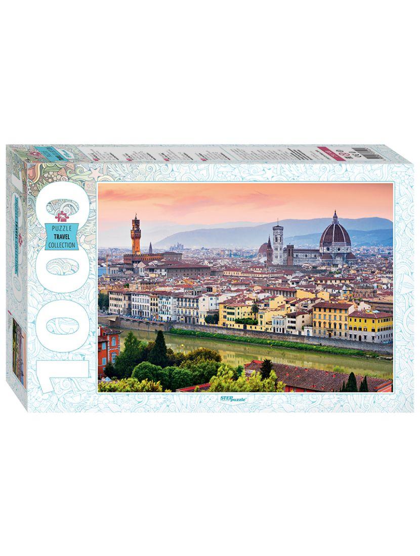 Пазл «Италия. Флоренция» 1000 элементов