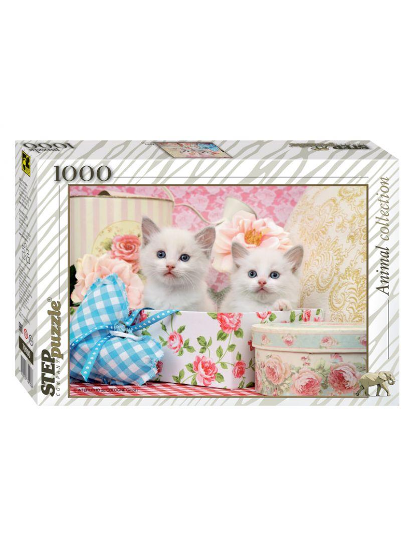 Пазл «Котята» 1000 элементов