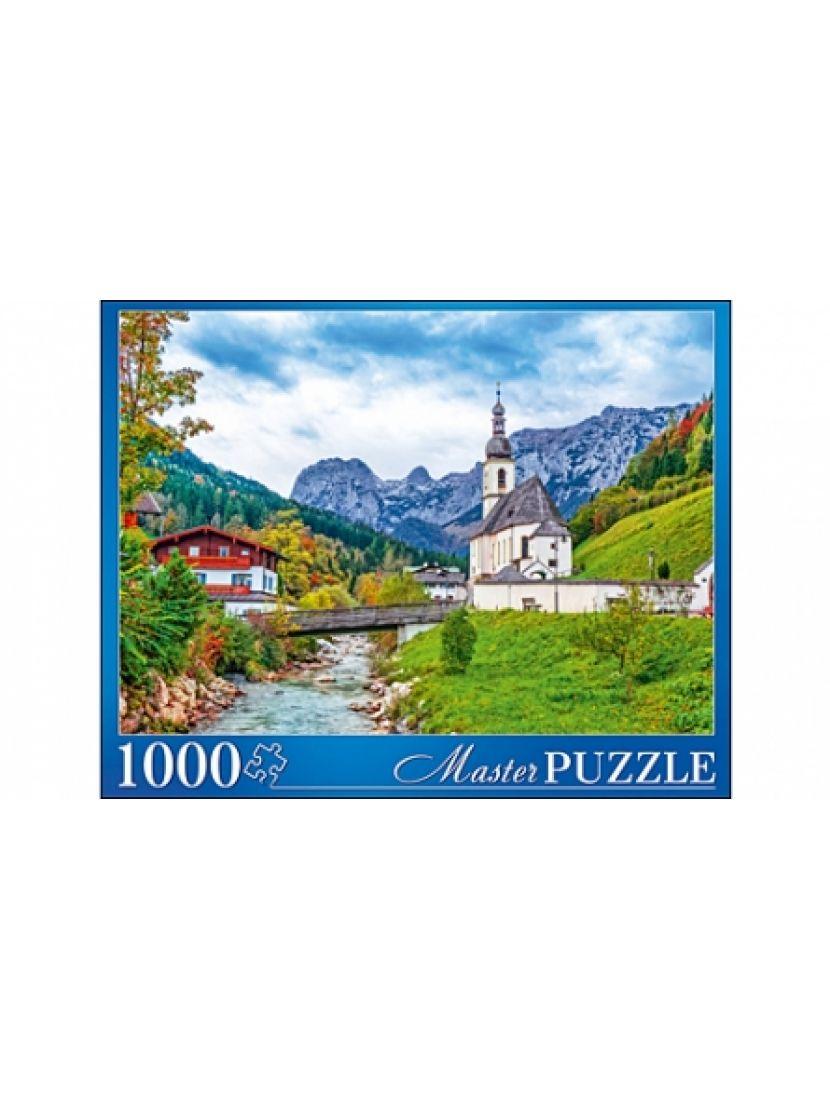 Пазл «Национальный парк Берхтесгаден» 1000 элементов