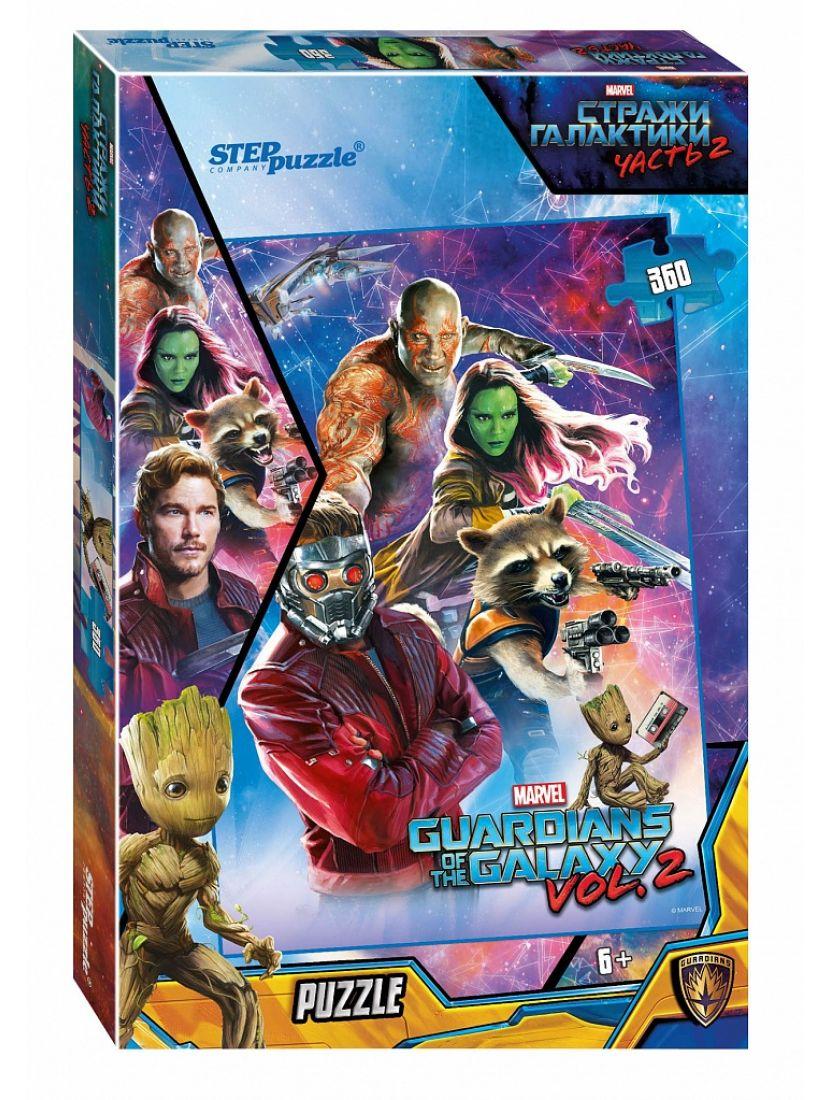 Пазл   «Marvel Стражи галактики - 2» 360 элементов
