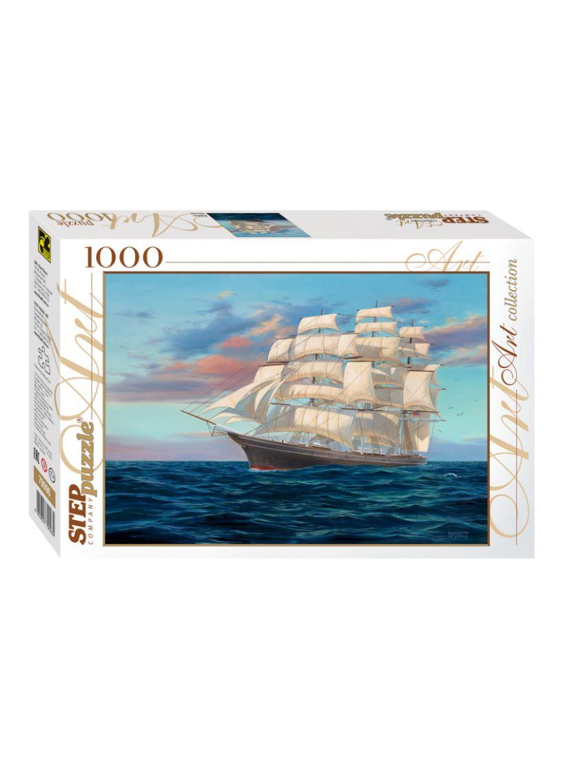 Пазл «Корабль» 1000 элементов
