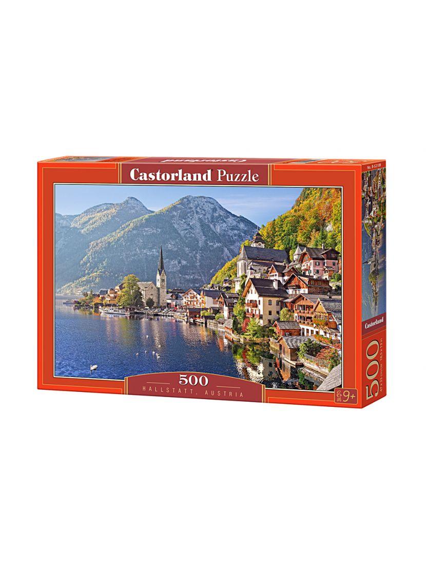 Пазл «Гальштат, Австрия» 500 элементов