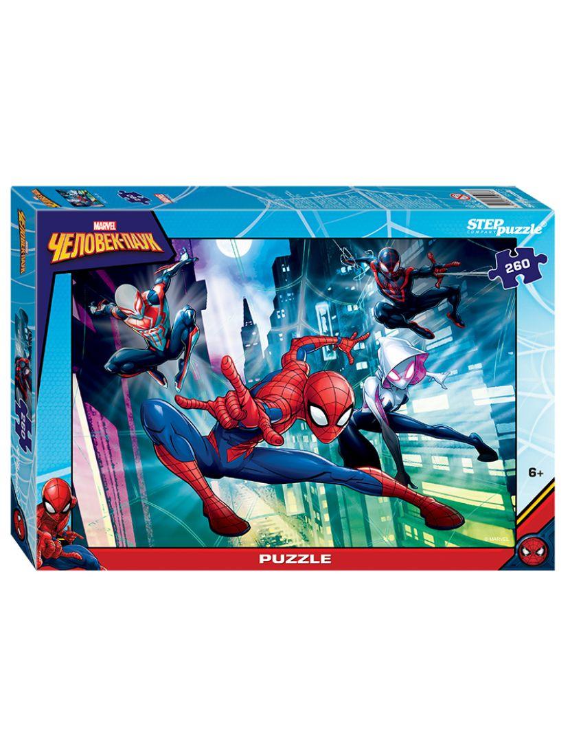 Пазл  «Marvel Человек-паук - 2» 260 элементов