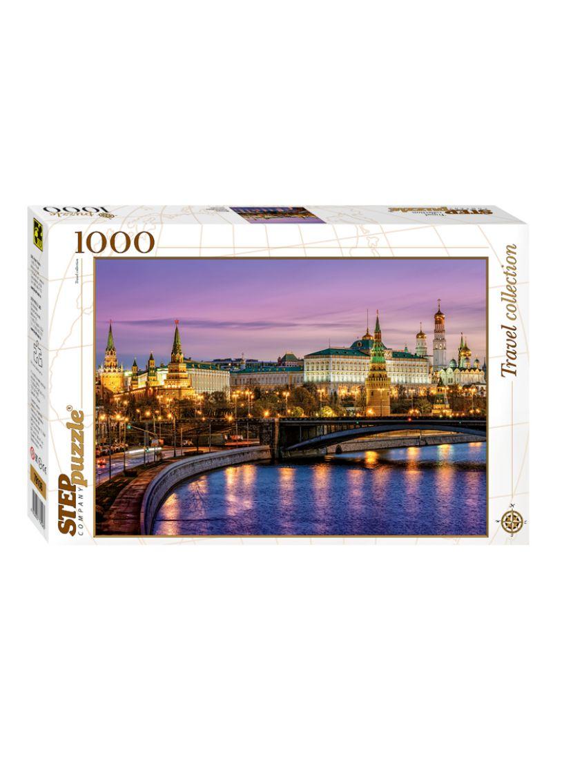 Пазл «Набережная» 1000 элементов