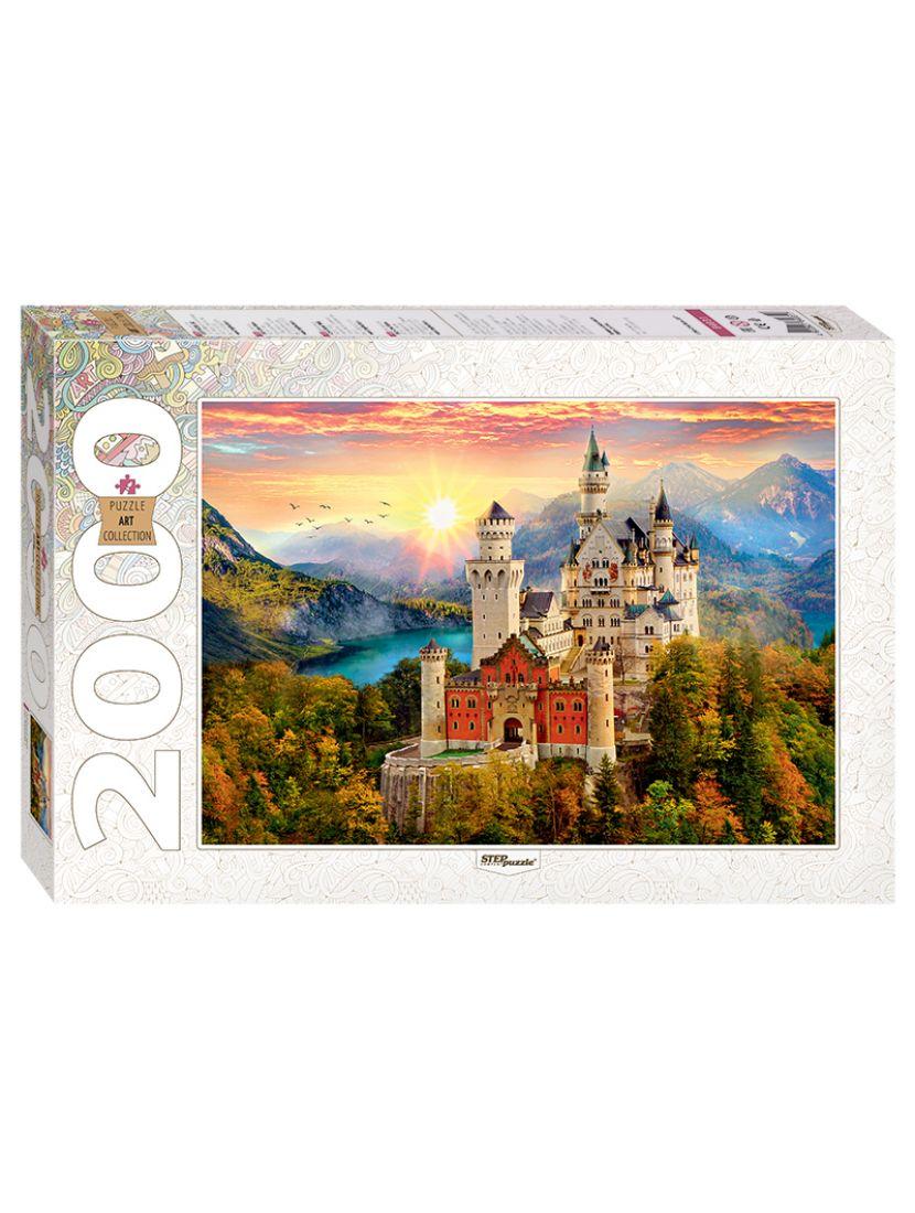 Пазл «Сказочный замок» 2000 элементов