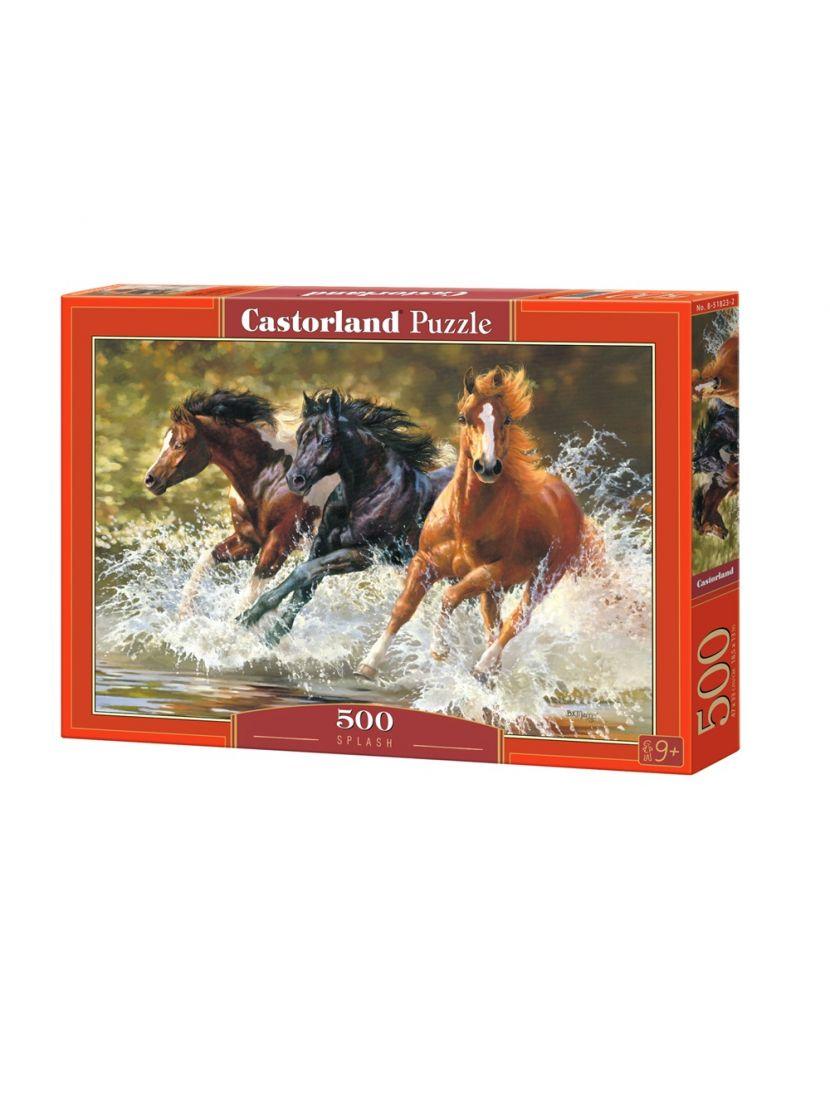 Пазл «Лошади» 500 элементов