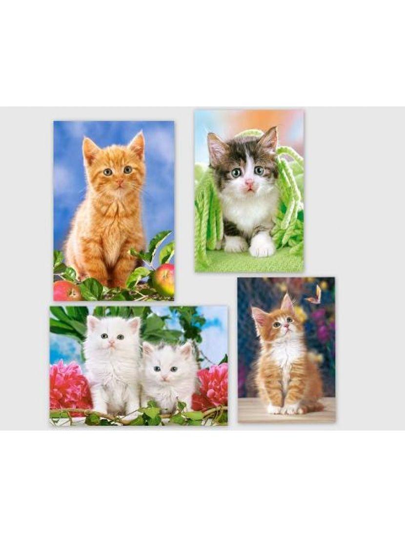 Пазл «Кошки» 120 элементов