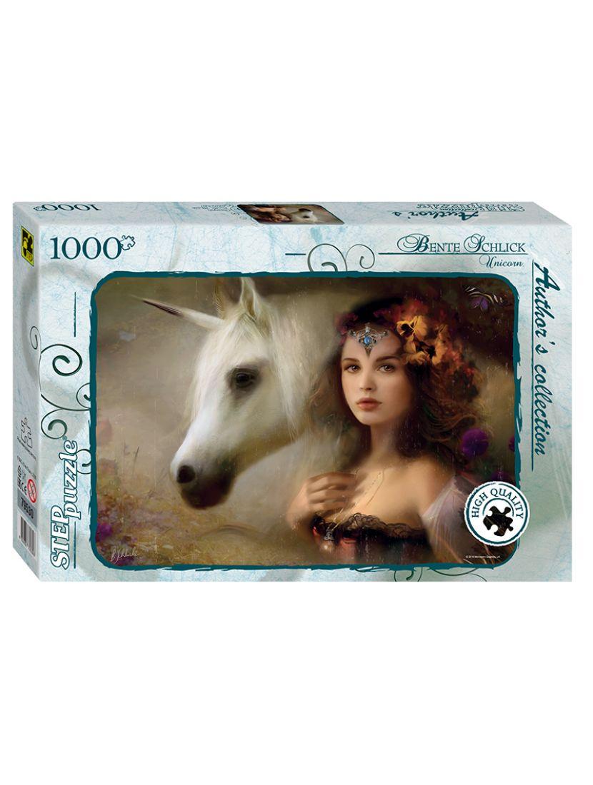 Пазл «Единорог (Авторская коллекция)» 1000 элементов