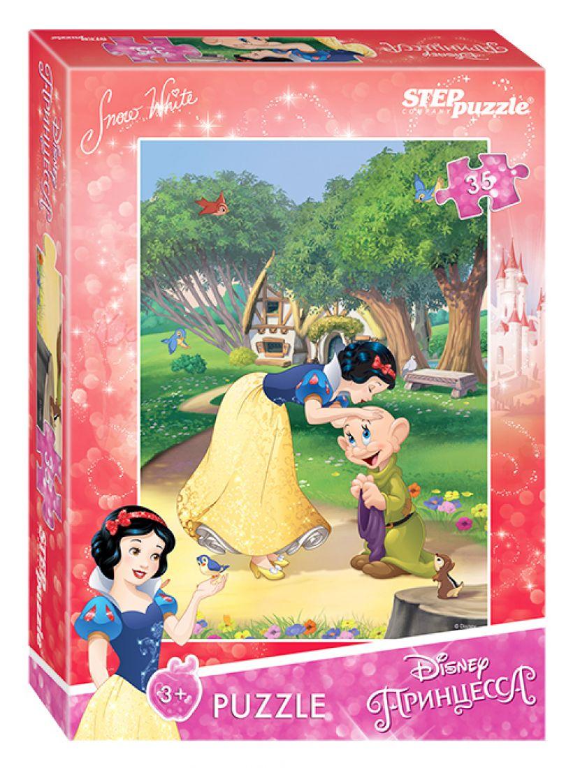 Пазл «Disney: Белоснежка - 2» 35 элементов