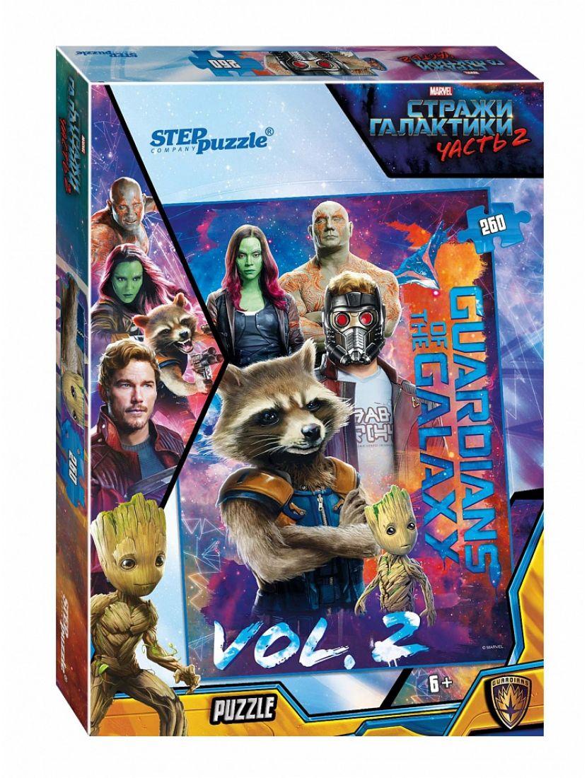 Пазл «Marvel: Стражи галактики - 2» 260 элементов