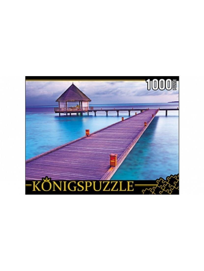 Пазл «Райские Мальдивы» 1000 элементов
