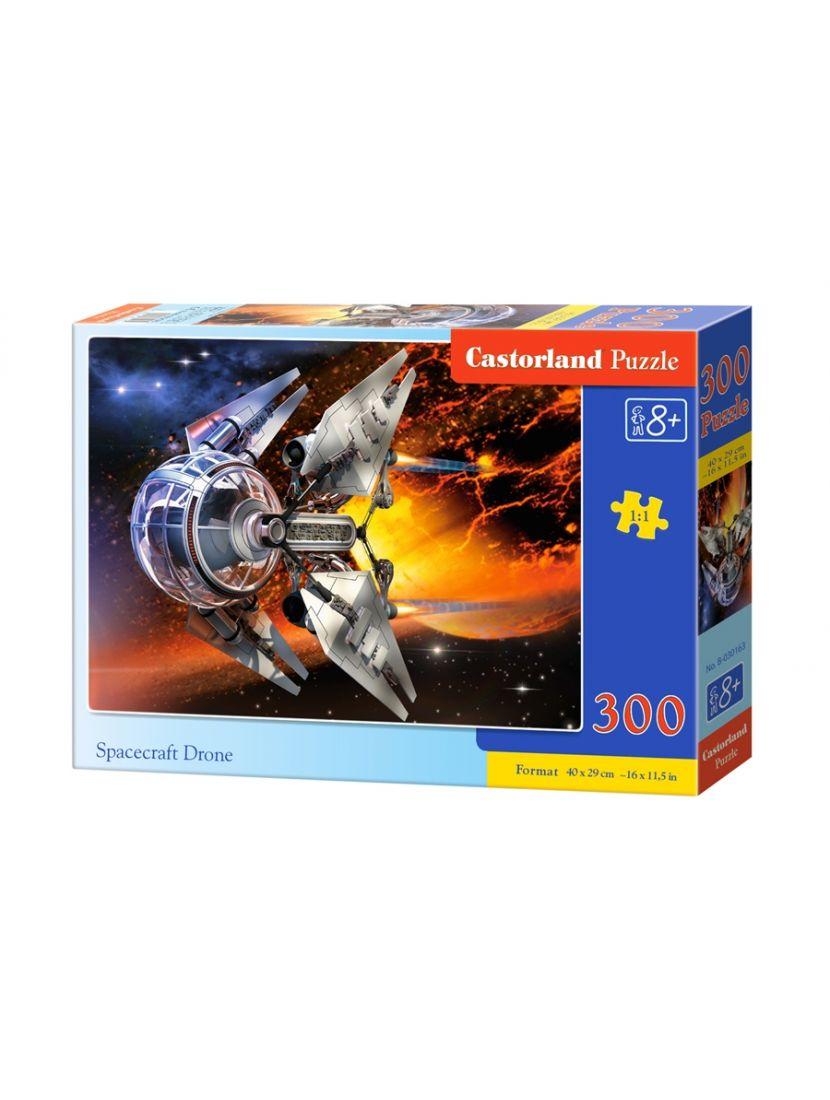 Пазл «Космический аппарат» 300 элементов