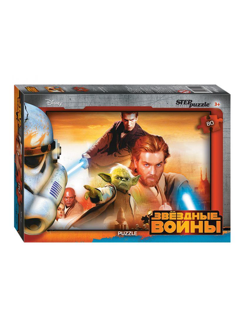 Пазл   «Disney Звёздные войны» 80 элементов