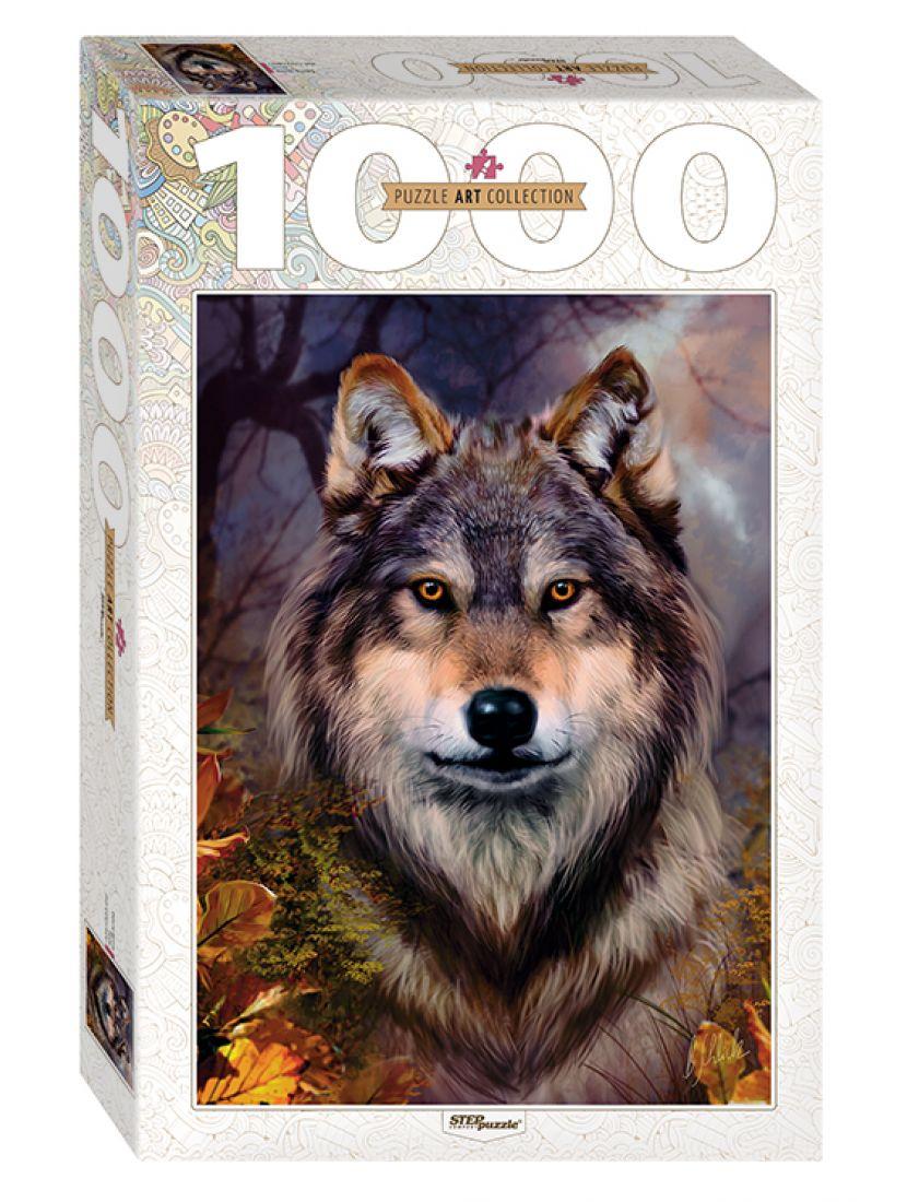 Пазл «Бенте Шлик. Волк» 1000 элементов