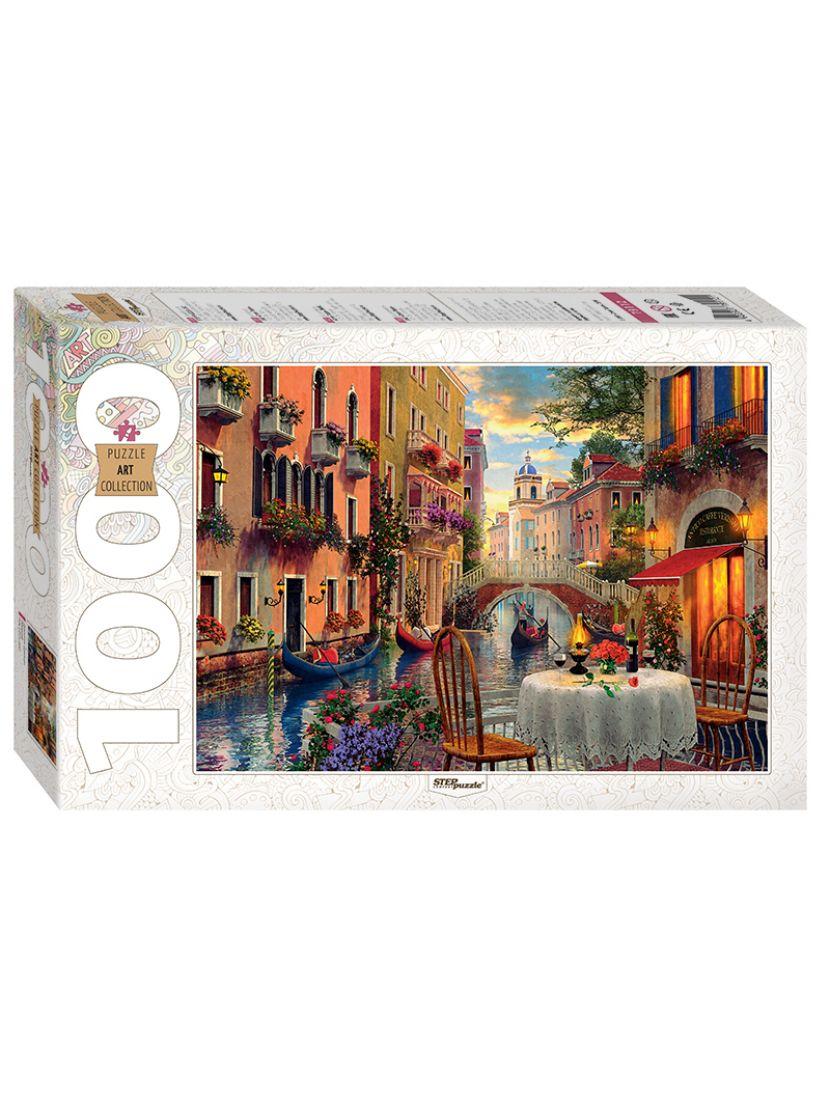 Пазл «Доминик Дэвисон. Венеция» 1000 элементов