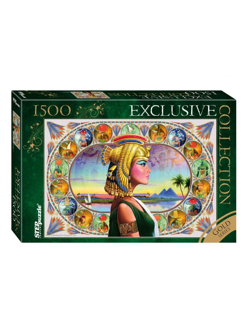 Пазл «Нефертити (Золотая коллекция)» 1500 элементов