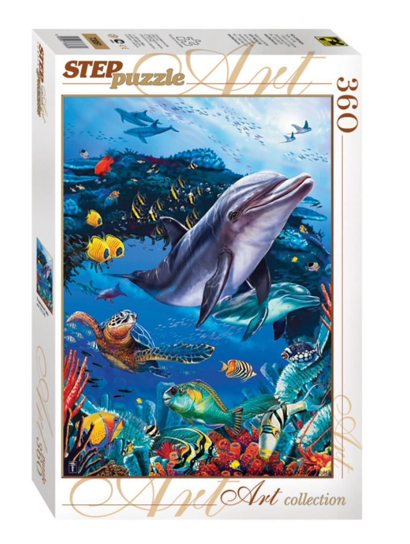 Пазл   «Подводный мир» 360 элементов