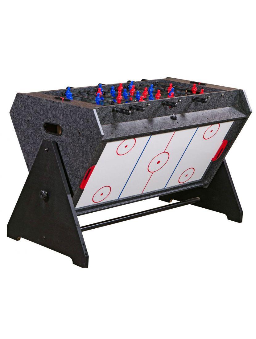 Стол-трансформер «Vortex 3-in-1» (3 игры: аэрохоккей, футбол, бильярд)